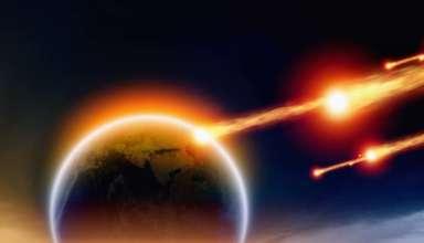 enjambre asteroides 384x220 - LA NASA advierte que un enjambre de asteroides se dirige hacia la Tierra