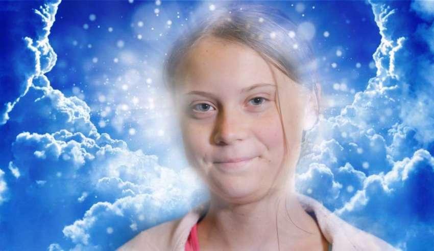 greta thunberg jesucristo 850x491 - La Iglesia de Suecia proclama a Greta Thunberg sucesora de Jesucristo