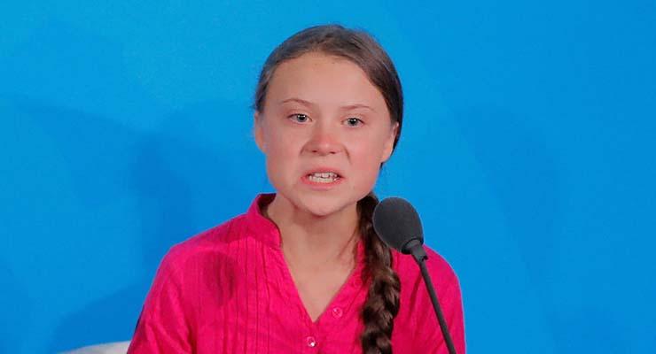 greta thunberg sucesora jesucristo - La Iglesia de Suecia proclama a Greta Thunberg sucesora de Jesucristo