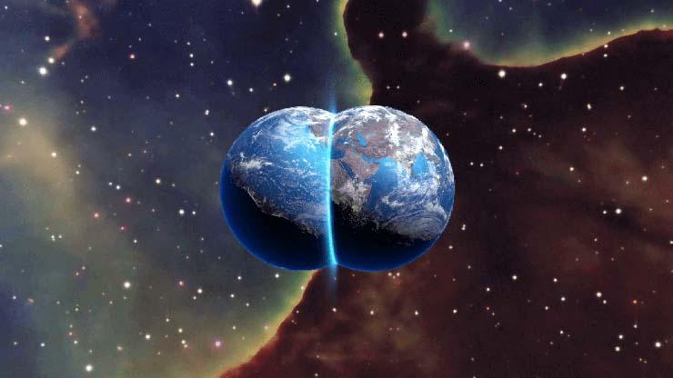 mundos paralelos interactuando nuestro - Físico asegura que existen mundos paralelos con innumerables versiones de ti interactuando con el nuestro