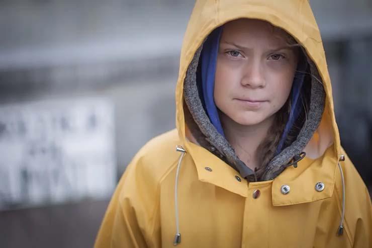 thunberg sucesora jesucristo - La Iglesia de Suecia proclama a Greta Thunberg sucesora de Jesucristo