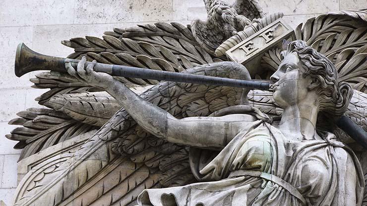 trompetas apocalipticas estados unidos - Las trompetas apocalípticas regresan a Estados Unidos