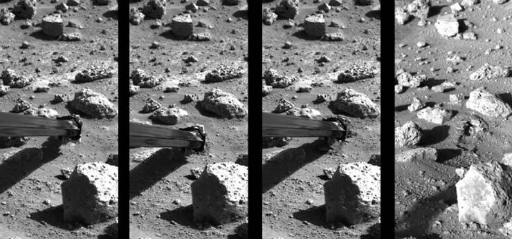 vida extraterrestre marte - Ex científico de la NASA asegura que encontraron vida extraterrestre en Marte hace 40 años