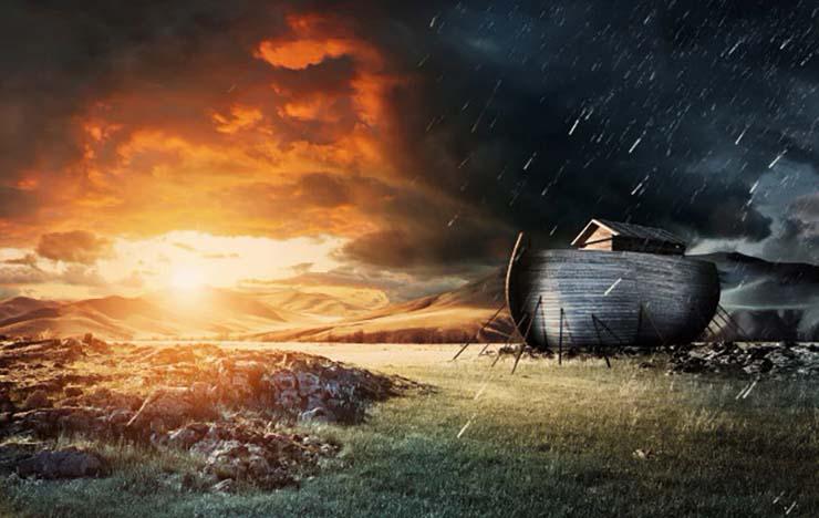 existencia arca noe imagenes 3d - Arqueólogos confirman la existencia del Arca de Noé mediante imágenes 3D