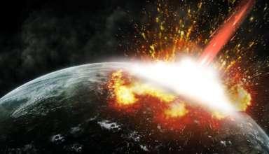 gigantesco asteroide impactar navidad 384x220 - La NASA advierte que un gigantesco asteroide podría impactar contra la Tierra el día después de Navidad