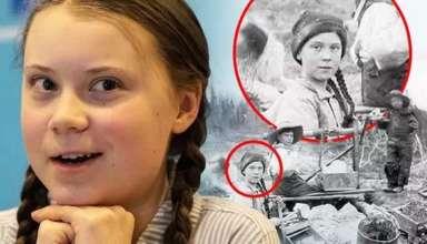 greta thunberg viajera tiempo 384x220 - ¿Greta Thunberg es una viajera del tiempo? Una foto de 1898 demuestra que sí