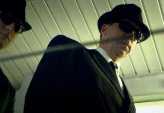 hombres de negro uss nimitz 320x220 - Ex oficiales de la Marina de los EE.UU. revelan que los Hombres de Negro les obligaron a eliminar las evidencias del ovni del USS Nimitz