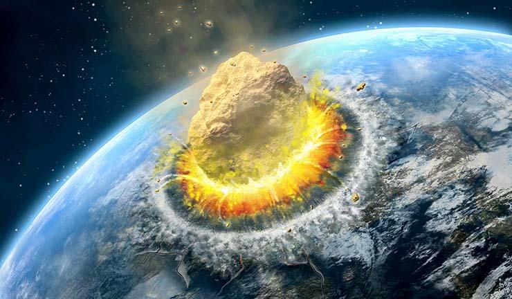 lugar impacto asteroide apofis - Científicos calculan la fecha exacta y el lugar de impacto del asteroide Apofis