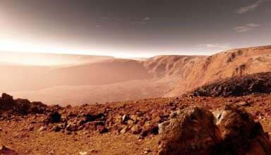 oxigeno en marte 384x220 - La NASA detecta un inexplicable aumento de oxígeno en Marte, ¿evidencia de vida extraterrestre?