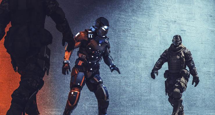soldados cyborg 2050 - Un inquietante informe del Ejército de EE.UU. dice que los soldados Cyborg estarán disponibles para 2050