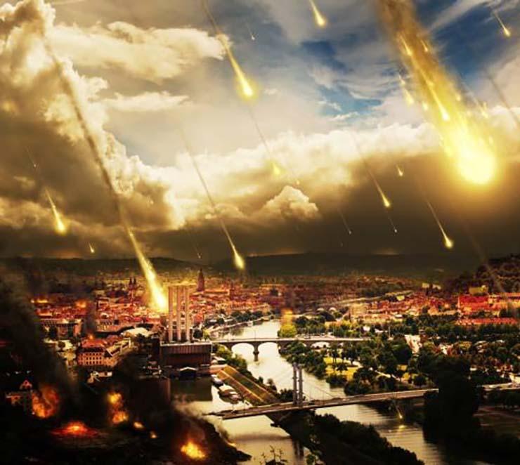asteroide impactar viernes 13 - La NASA advierte que un enorme asteroide podría impactar contra la Tierra el viernes 13