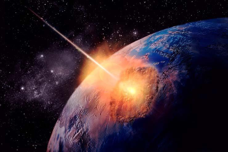 asteroide viernes 13 - La NASA advierte que un enorme asteroide podría impactar contra la Tierra el viernes 13