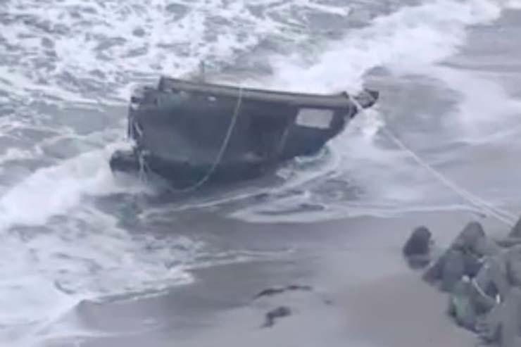barco fantasma esqueletos humanos - Aparece otro barco fantasma con esqueletos humanos en las costas de Japón