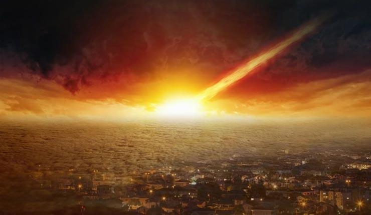gran asteroide ano nuevo - Astrónomos de la NASA advierten que se dirige hacia la Tierra un gran asteroide y podría impactar en Año Nuevo