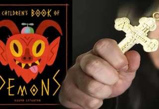 libro infantil demonios 320x220 - Exorcistas condenan el libro infantil en Amazon que enseña cómo invocar demonios