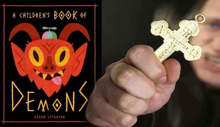 libro infantil demonios 850x491 - Exorcistas condenan el libro infantil en Amazon que enseña cómo invocar demonios