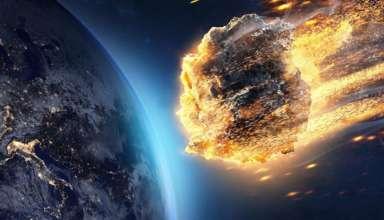 nasa gran asteroide 384x220 - Astrónomos de la NASA advierten que se dirige hacia la Tierra un gran asteroide y podría impactar en Año Nuevo