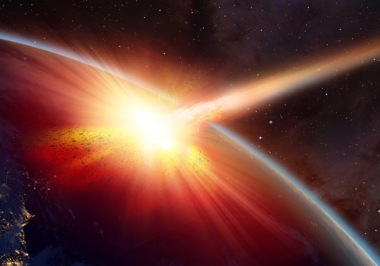 nasa gran asteroide ano nuevo - Astrónomos de la NASA advierten que se dirige hacia la Tierra un gran asteroide y podría impactar en Año Nuevo