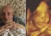 reencarnacion abuelo 104x74 - Una mujer ve la reencarnación de su abuelo fallecido en la ecografía de su bebé
