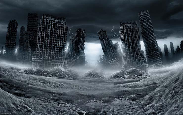 cuernos del diablo - Aparecen los 'cuernos del diablo' sobre el golfo Pérsico, ¿señal apocalíptica?