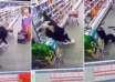 dependienta fantasma 104x74 - Este es el momento en que la dependienta de un supermercado en Escocia es atacada por un fantasma