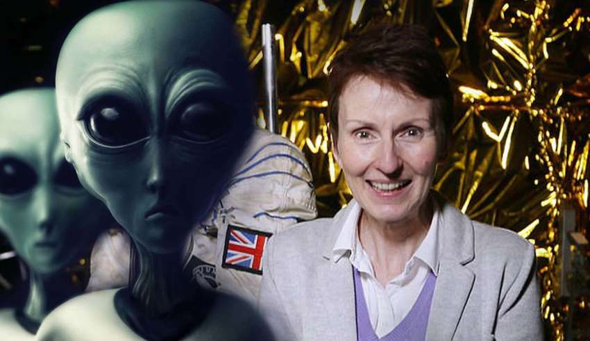 extraterrestres estan entre nosotros 850x491 - La primera astronauta británica asegura que los extraterrestres están viviendo entre nosotros