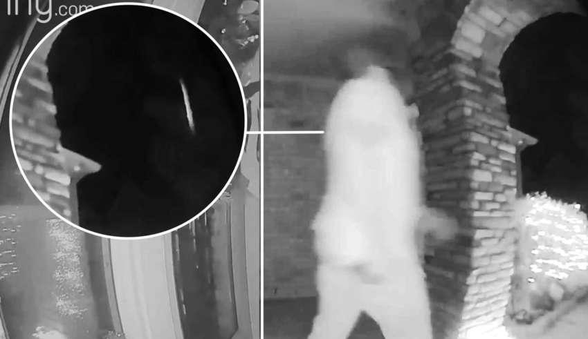 hombre abducido 850x491 - Cámara de seguridad de una casa capta el momento en que hombre es abducido