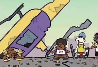 muerte kobe bryant 320x220 - Una serie animada predijo hace cuatro años la muerte de la leyenda del baloncesto Kobe Bryant