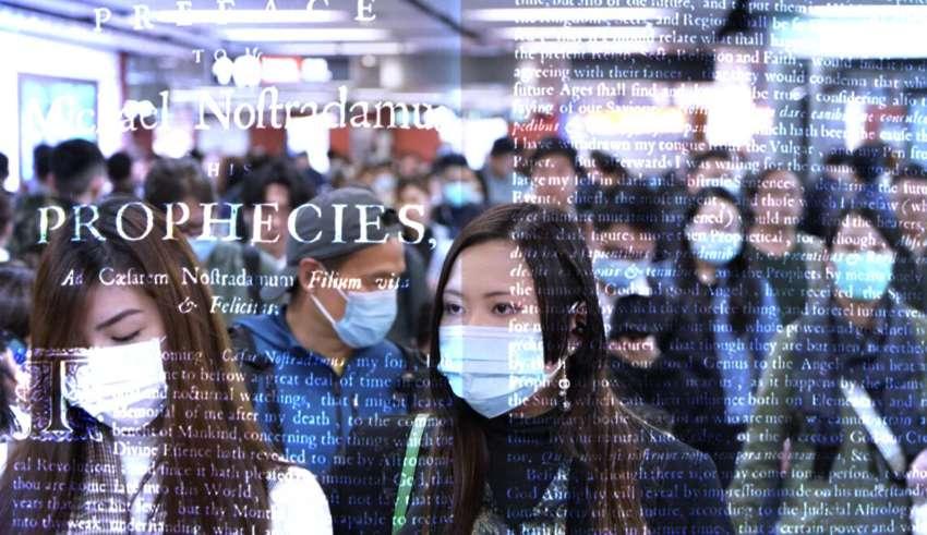 nostradamus virus china 850x491 - Otra profecía cumplida: Nostradamus predijo el misterioso virus de China