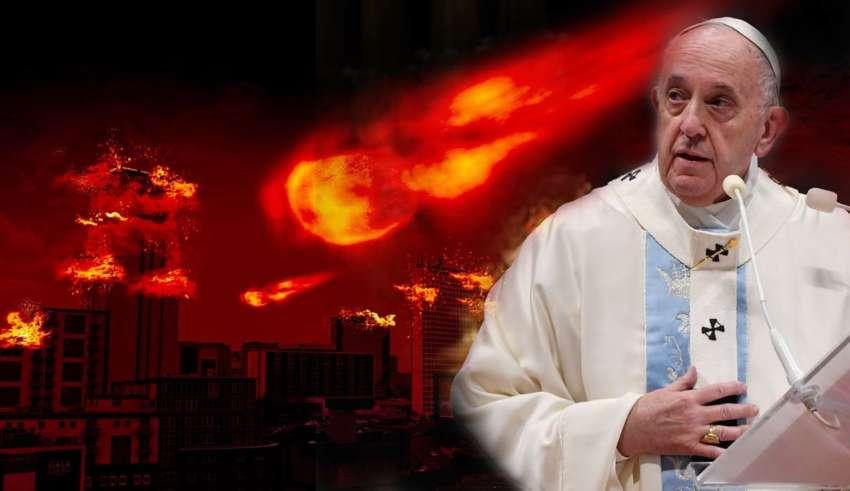 profecia papa francisco 850x491 - La profecía del fin del mundo a punto de cumplirse: el Papa Francisco podría renunciar este año