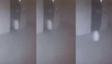 armenia aparicion fantasmal 384x220 - Cámara de seguridad de una escuela en Armenia graba la aparición fantasmal de un niño