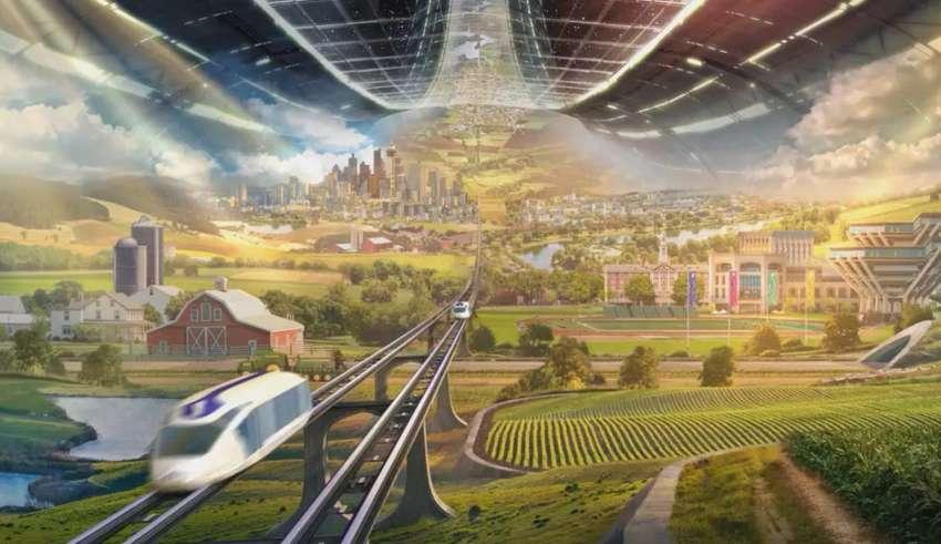 multimillonarios colonias espaciales 850x491 - Los multimillonarios están construyendo colonias espaciales para escapar de una inminente catástrofe