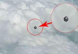 ovni cubo colombia 320x220 - Un piloto de la aerolínea Viva Air graba un OVNI en forma de cubo sobre Colombia