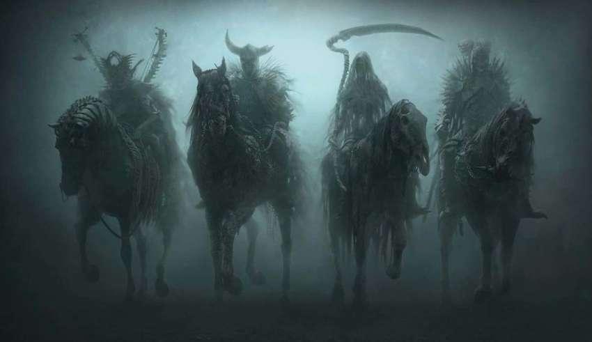 wuhan cuatro jinetes apocalipsis 850x491 - El coronavirus de Wuhan, los cuatro Jinetes del Apocalipsis y las pandemias profetizadas por la Biblia