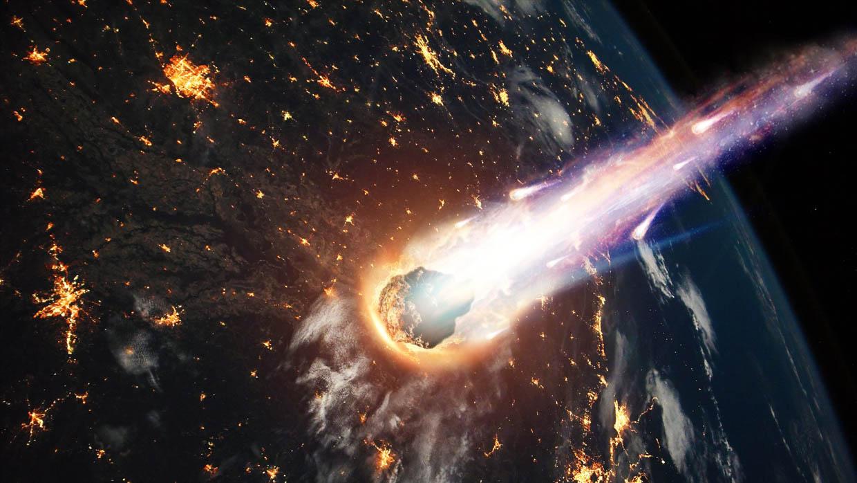 Meteorit 2021 April