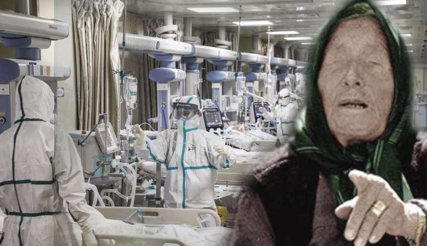 baba vanga coronavirus 850x491 - Baba Vanga predijo el coronavirus y el confinamiento de la población a nivel mundial