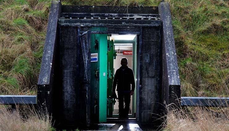 bunkers de supervivencia coronavirus - Los multimillonarios están huyendo a bunkers de supervivencia por la pandemia de coronavirus