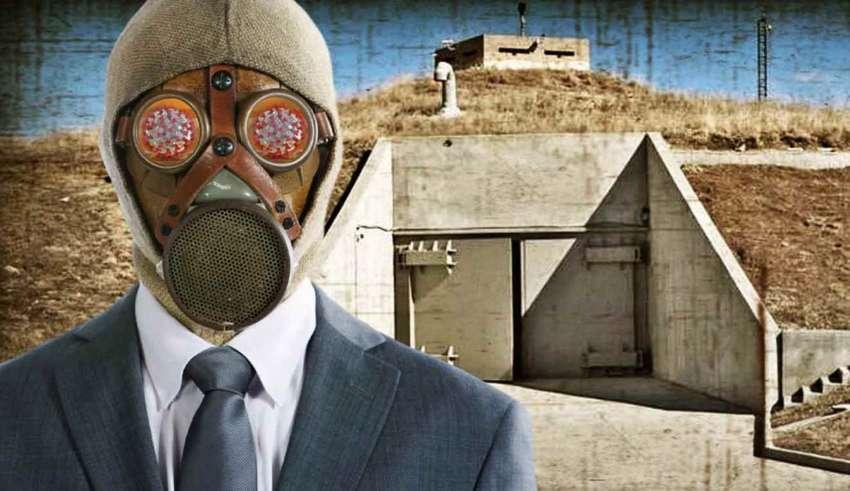 bunkers supervivencia pandemia coronavirus 850x491 - Los multimillonarios están huyendo a bunkers de supervivencia por la pandemia de coronavirus