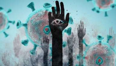 coronavirus nuevo orden mundial 384x220 - Pandemia global por coronavirus, la agenda definitiva del Nuevo Orden Mundial