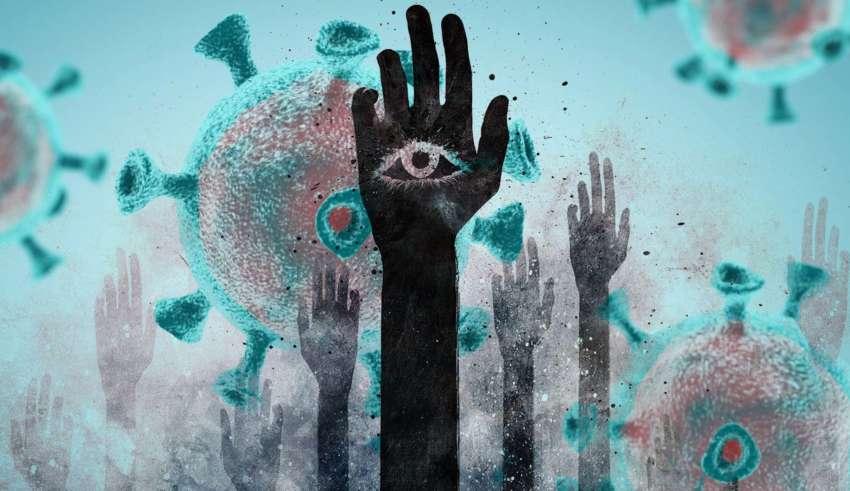 coronavirus nuevo orden mundial 850x491 - Pandemia global por coronavirus, la agenda definitiva del Nuevo Orden Mundial