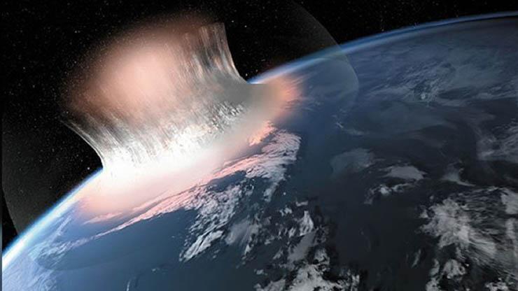 enorme asteroide acabar civilizacion humana abril - La NASA advierte que un enorme asteroide podría acabar con la civilización humana en abril