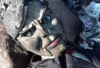muneco ventrilocuo maldito 320x220 - Encuentran un muñeco ventrílocuo maldito en un río de México