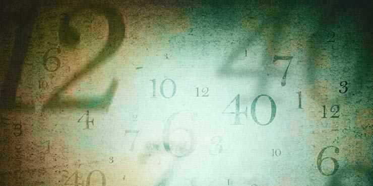 sincronicidad de numeros - La sincronicidad de los números, mensajes del universo