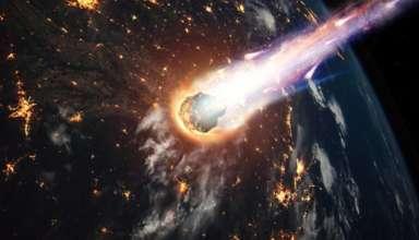 asteroide juicio final 384x220 - Comienza la cuenta atrás para la llegada del asteroide del Juicio Final