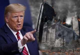 donald trump colapso economia 320x220 - Donald Trump predijo en 2014 el actual colapso económico y disturbios sociales en todo el mundo