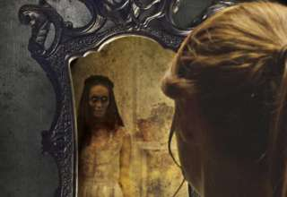 espiritus espejo 320x220 - Cómo contactar con los espíritus con un espejo