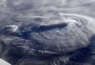 estacion espacial nave nubes 320x220 - La Estación Espacial Internacional capta una enorme nave extraterrestre oculta entre las nubes