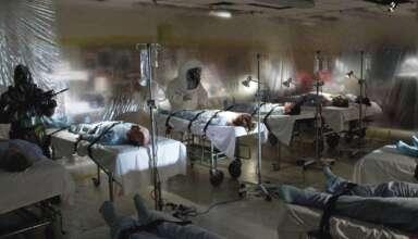 inminente pandemia poblacion mundial 384x220 - Reconocido científico advierte sobre una nueva e inminente pandemia que acabará con la mitad de la población mundial