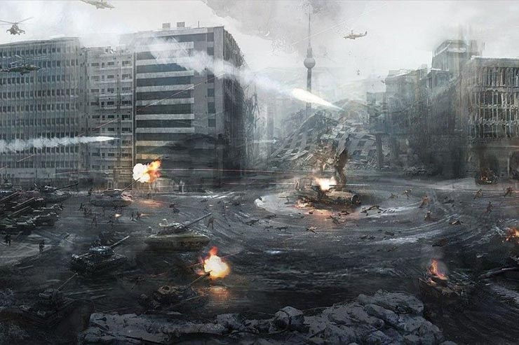 inminente tercera guerra mundial china - Inminente Tercera Guerra Mundial: China se prepara para la 'confrontación armada' con los EE.UU.