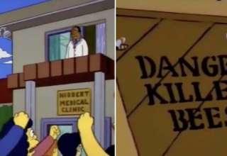 los simpson coronavirus avispas asesinas 320x220 - Un guionista de 'Los Simpson' reconoce que la serie predijo el coronavirus y las avispas asesinas en EE.UU.